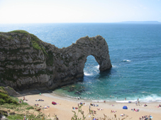 urassic coast- Durdle Door